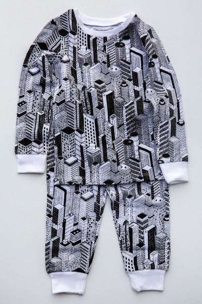 Eight Thousand Miles Manhattan Pajama Set