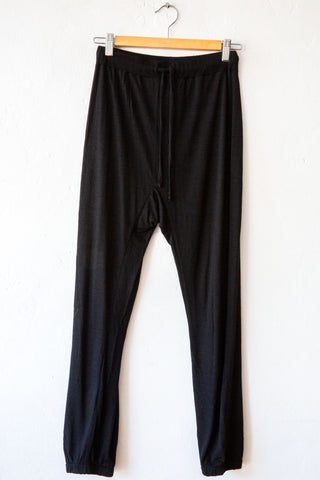 private black 240 trouser