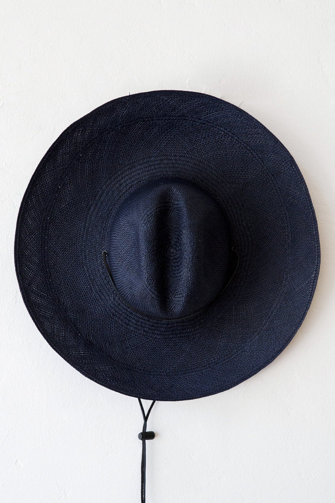 Brookes Boswell Navy Boro Hat