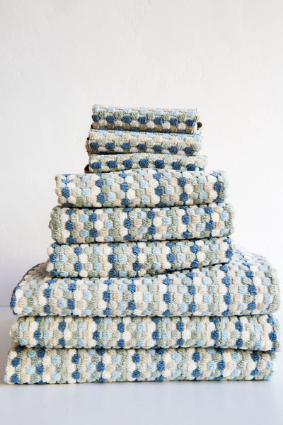 michele keeler river towels