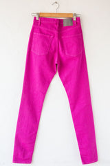6397 High Jean in Hot Pink