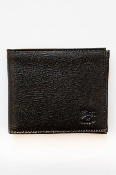 il bisonte black  neri wallet