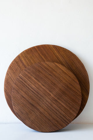 peterman walnut lazy susan