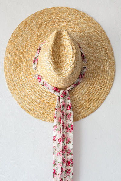 Montegallo Pink Liberty Hat