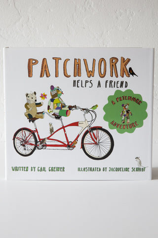 patchwork helps a friend book