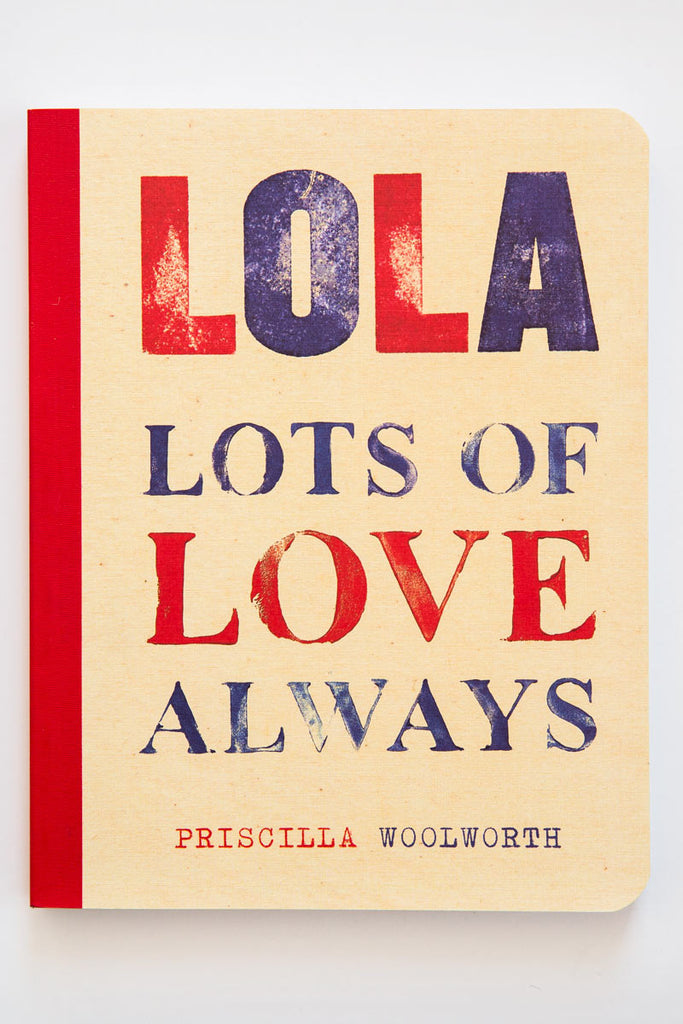 LOLA lots of love always