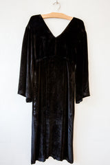 Tela nero vetta dress