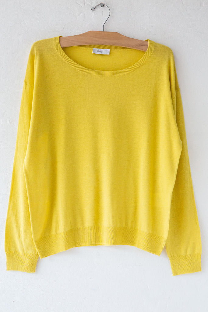 Closed Strong Mustard Sweater