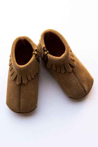 BonBon Marron Tim Slippers
