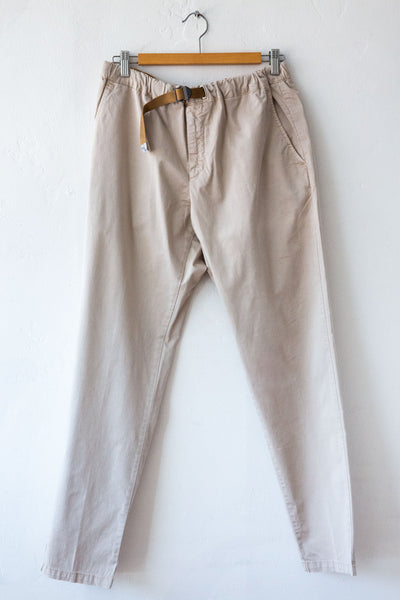 White Sand Beige Pant