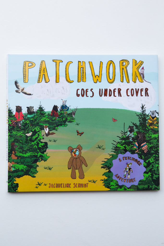 Patchwork Goes Undercover