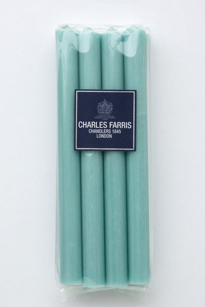 Charles Farris Jade dinner candles
