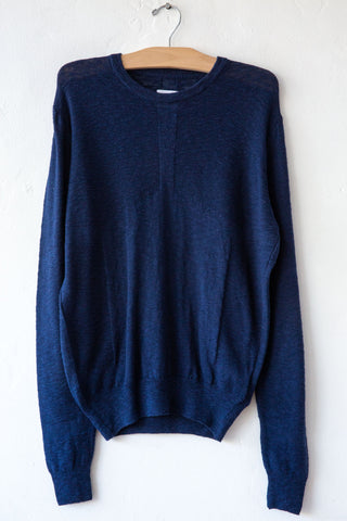 homecore navy squami sweater