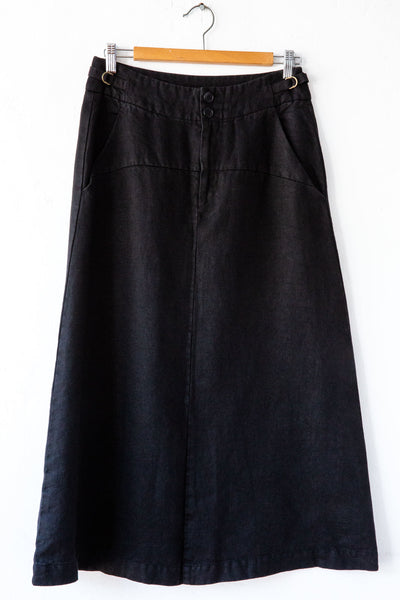 ulla johnson noir sabine jumpsuit