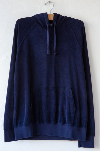 hartford navy hoody