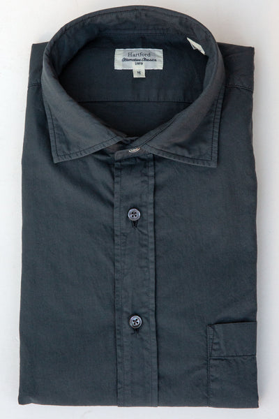 Hartford graphite paul pat shirt