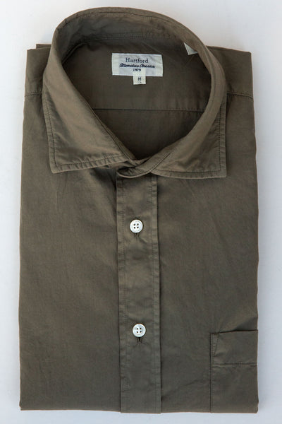 hartford camo paul pat shirt
