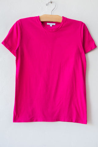 lost & found peony small short sleeve tee