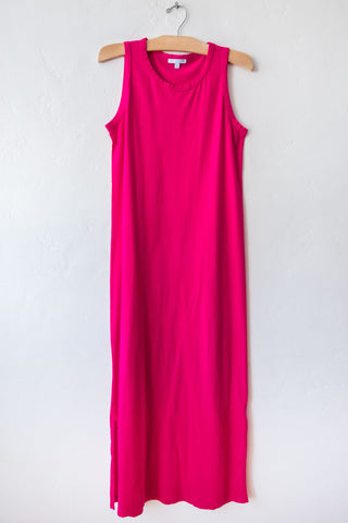 lost & found peony long tank dress