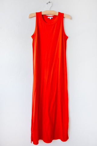 lost & found poppy long tank dress