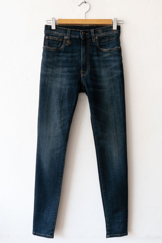 R13 Howell High Rise Skinny