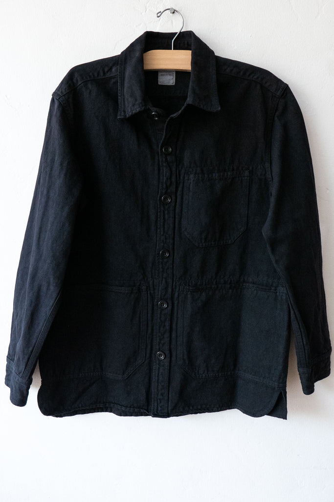 sage de cret black 6007 shirt jacket