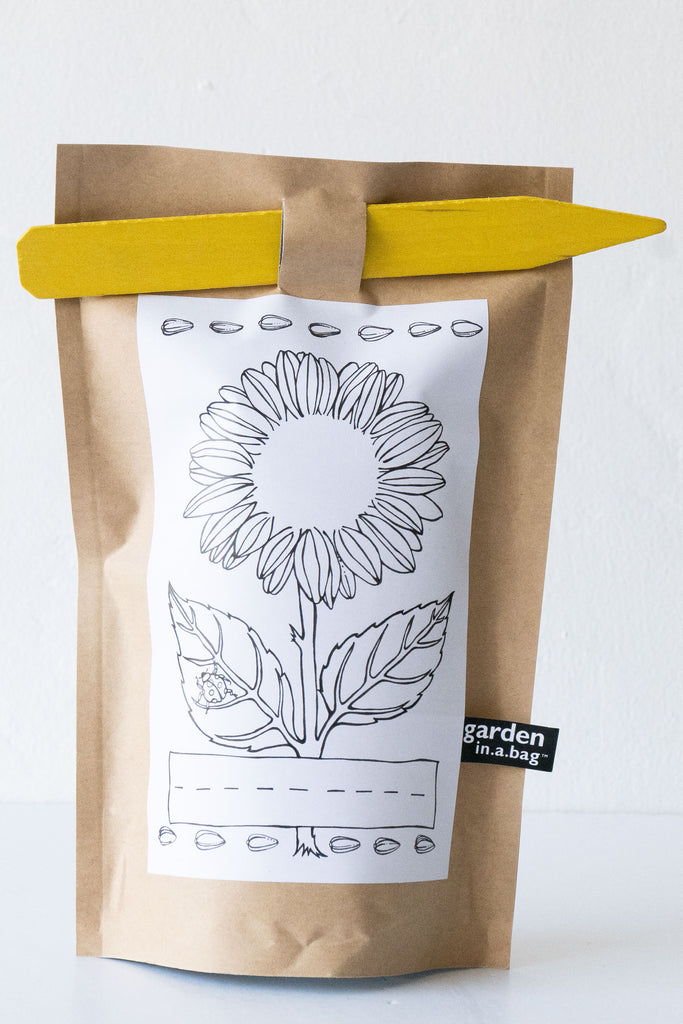 Sunflower Garden Bag