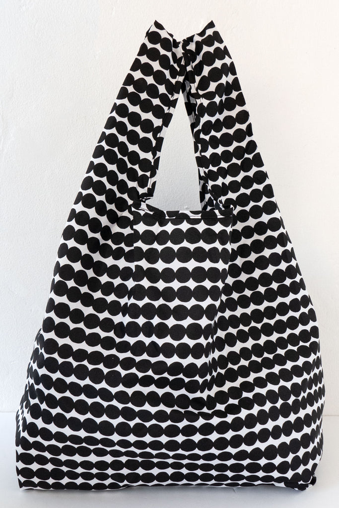 Marimekko Black Dot Rasymotto Smart Bag