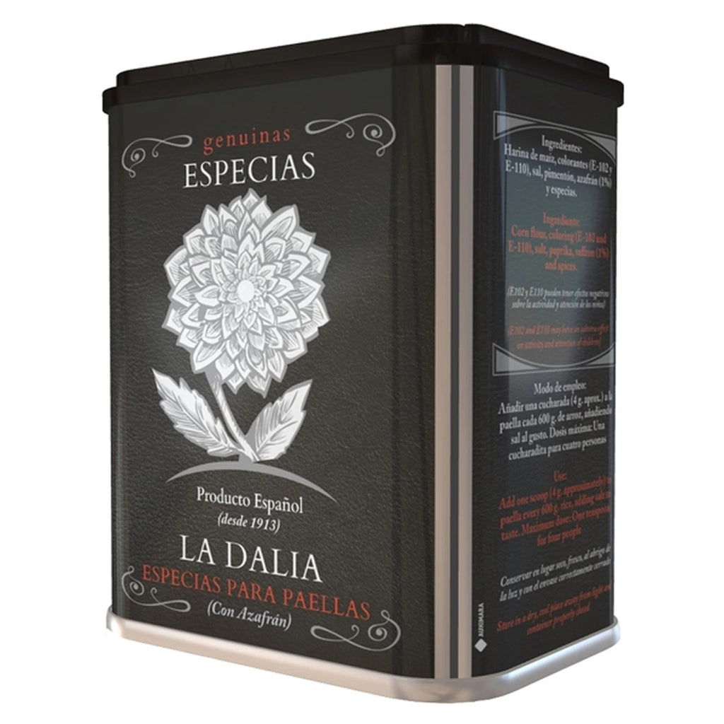 La Dalida Spanish Paella Seasoning