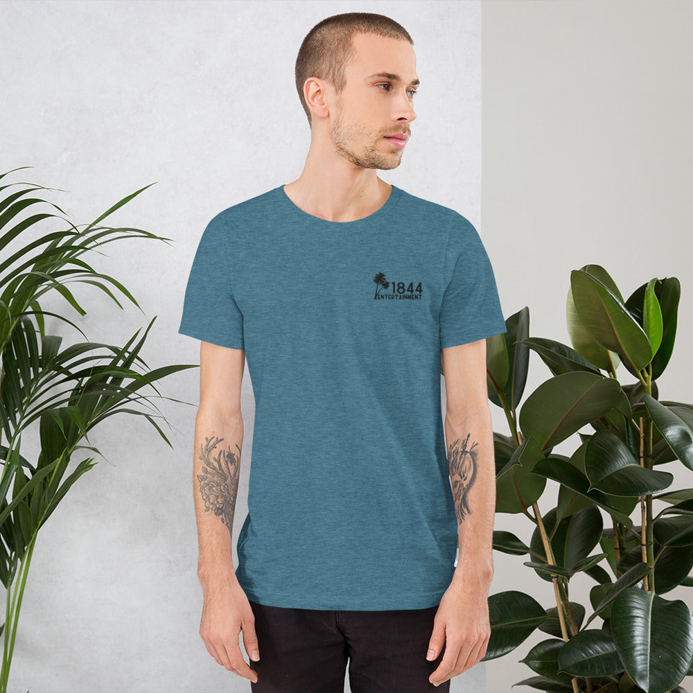 Embroidered Logo Tee