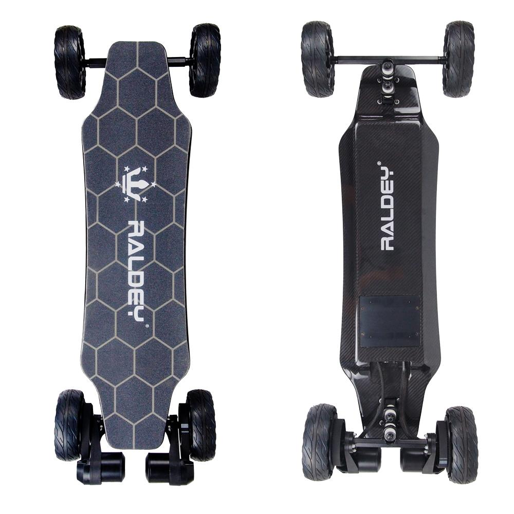 Raldey Carbon AT V.2 off-road electric skateboard