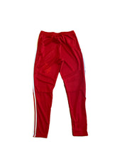 Load image into Gallery viewer, Men's Adidas Red/White Track Pants Size M $35.99