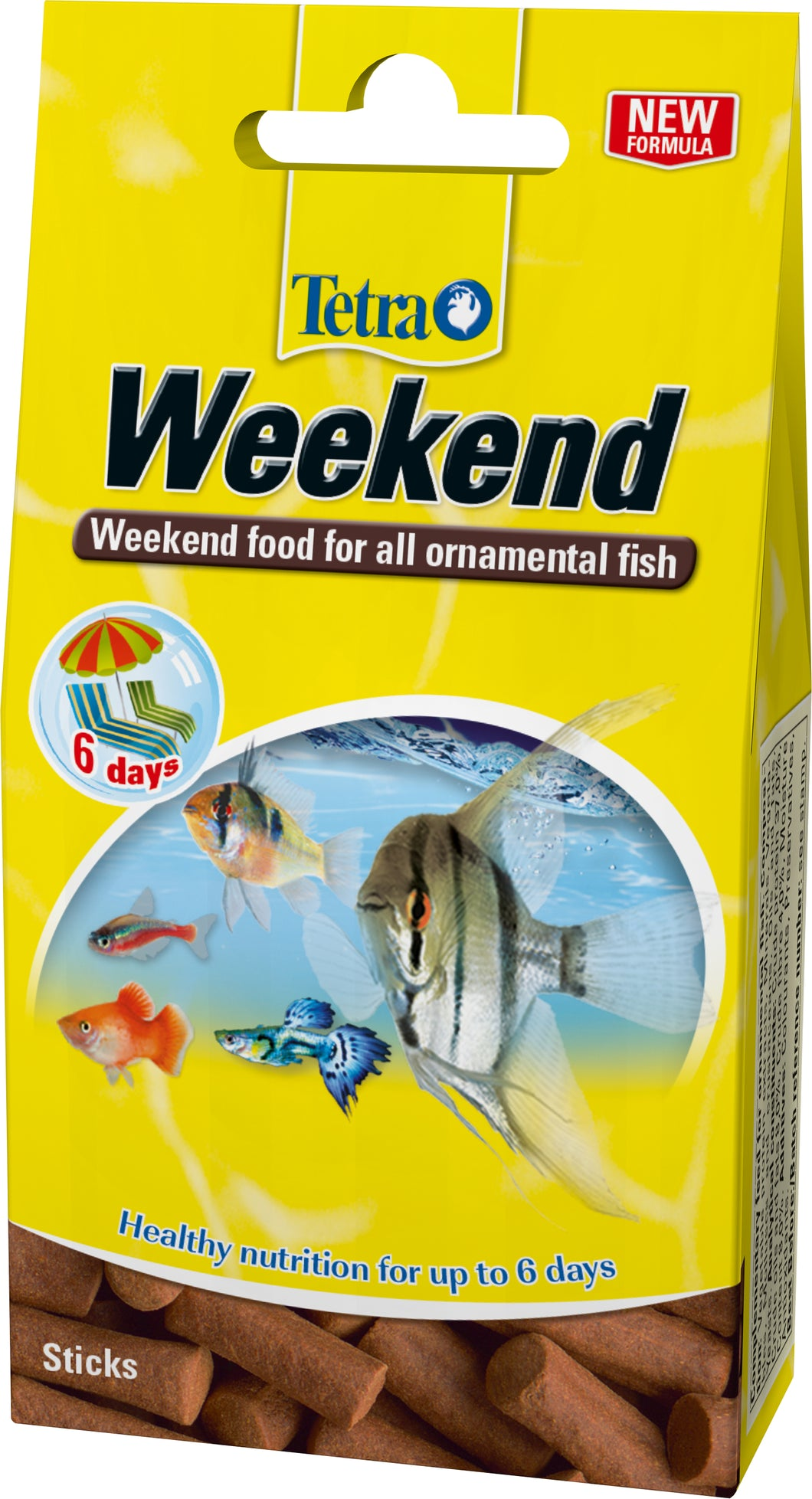 Tetramin Tropical Fish Weekend Food 9g