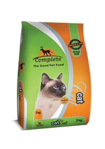 Complete Cat Adult Chicken & Fish 3kg & 7kg