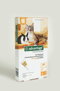 Advantage Small Cats 0-4kg