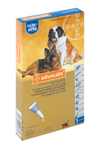 Advocate Extra Large Dogs 25-40kg