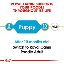 Load image into Gallery viewer, ROYAL CANIN® Poodle Puppy