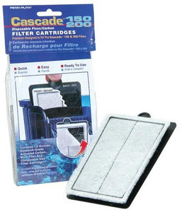 Spare Carbon Cartridge for Cascade Hang on Filters 80L - 200L