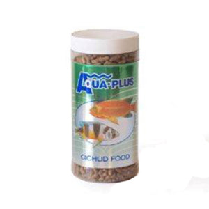 Aqua Plus Cichlid Food Sticks 450g