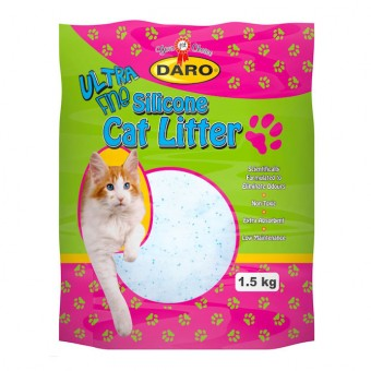 Daro Cat Litter Silicone Ultra Fine 1.5kg