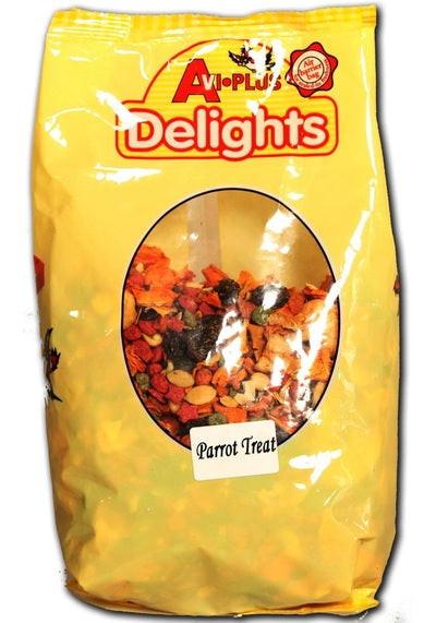 Avi Plus Delights Parrot Treats 1kg