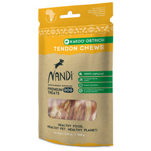 Load image into Gallery viewer, Nandi Tendon Chews 100g