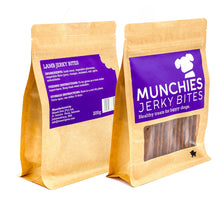 Load image into Gallery viewer, Munchies Jerky Bites 200g