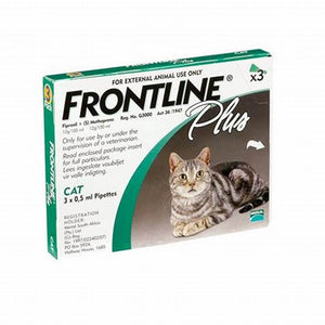 Frontline Plus Cat Spot-on Treatment