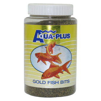 Aqua Plus Goldfish Bits 50g & 100g