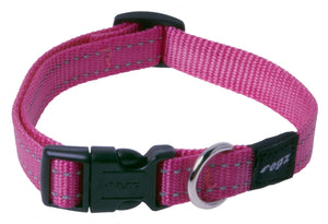 Rogz Utility Medium 16mm Snake Dog Collar
