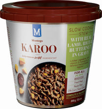 Load image into Gallery viewer, Karoo Adult & Puppy Wet Food Tubs 12 x 380g