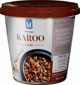 Karoo Adult & Puppy Wet Food Tubs 12 x 380g