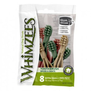 Whimzees Toothbrush Treats 60g