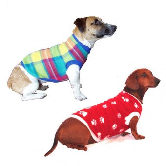 Afripet Polar Fleece Jerseys XXS - Giant